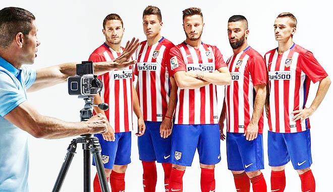 Atletico Madrid: Liên tục xáo trộn nhân sự vẫn thành công?