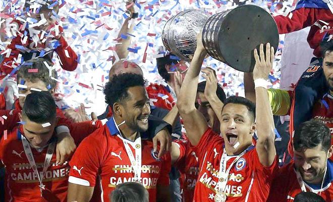 Mỗi tuần một chuyện: Chile & những giá trị của chiến thắng