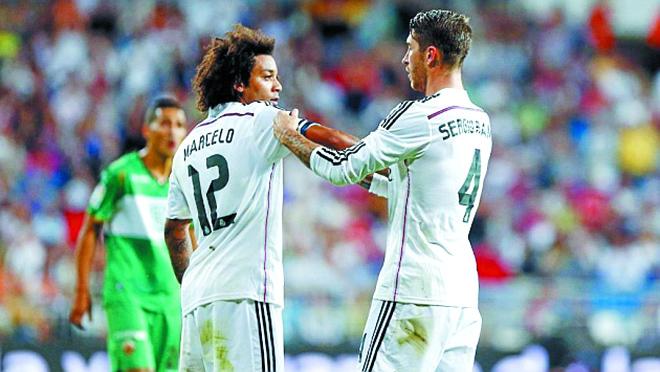 Thủ quân của Real Madrid: Marcelo sẽ qua mặt Ronaldo?
