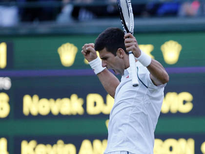 Wimbledon 2015: Khi bản lĩnh Novak Djokovic lên tiếng