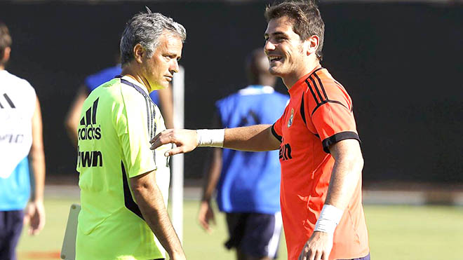 Real Madrid: Mourinho đã 'hại đời' Casillas?