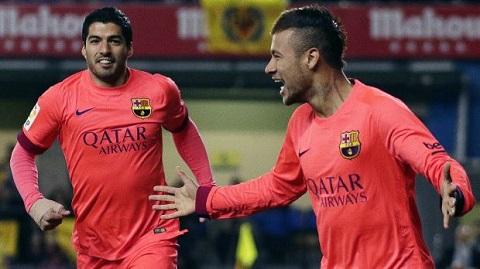 Suarez và Neymar là những bản hợp đồng lớn nhất của Barca gần đây