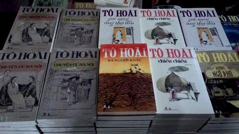 Ra trọn vẹn 18 cuốn sách trong đời văn Tô Hoài, trừ 'Dế Mèn'