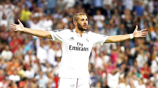 Hàng công Real: Benzema đang trên đường rời Madrid