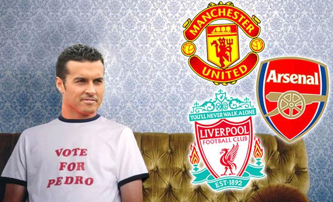 Vì sao mọi đội bóng đều muốn có Pedro?