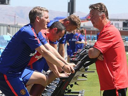 Schweinsteiger lỡ trận gặp Barcelona vì chấn thương