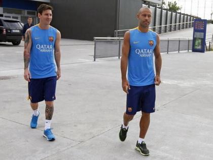 CẬP NHẬT tin tối 30/7: Messi cắt ngắn kỳ nghỉ, sớm trở lại Barca. Federer bỏ Rogers Cup