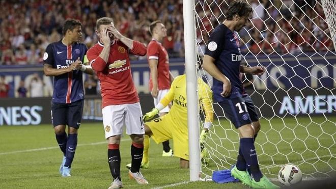 Man United: Rooney không đá trung phong thì lấy ai đá bây giờ?
