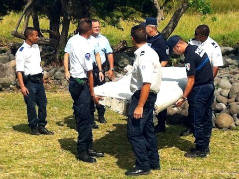 Điều gì xảy ra, nếu mảnh vỡ là của máy bay MH370?
