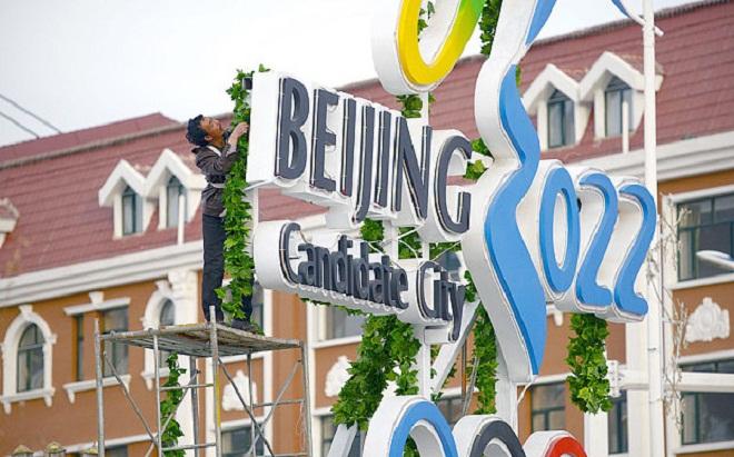 Bắc Kinh giành quyền đăng cai Olympic mùa Đông 2022