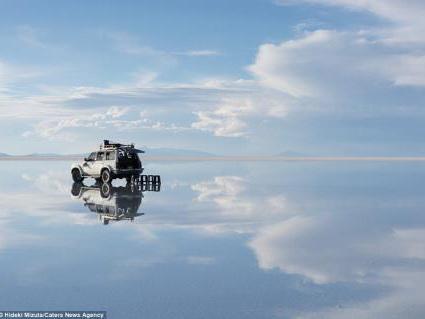 Kỳ diệu: Ở nơi thế giới phẳng như mặt gương