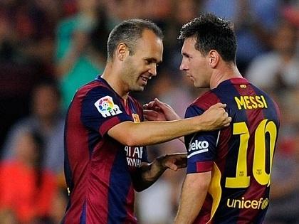 CẬP NHẬT tin tối 4/8: Messi vuột băng đội trưởng vào tay Iniesta. Enrique không muốn Pedro đến Man United