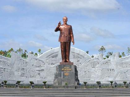 'Tượng đài 1.400 tỷ' ở Sơn La chưa được duyệt phác thảo