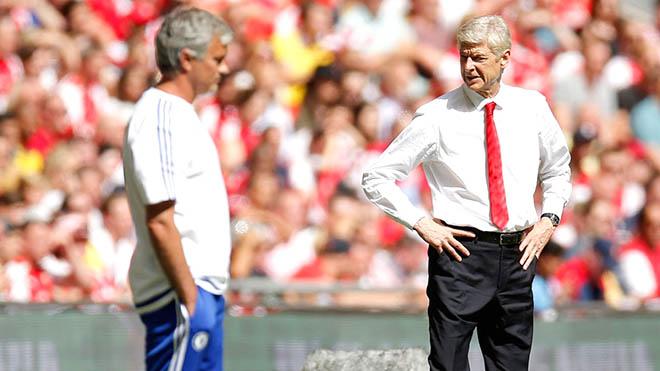 'Mourinho quá nhỏ mọn khi chỉ trích Arsenal'
