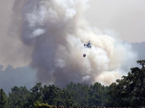3.000 người tháo chạy khỏi đám cháy rừng, Tây Ban Nha nghi có kẻ đốt