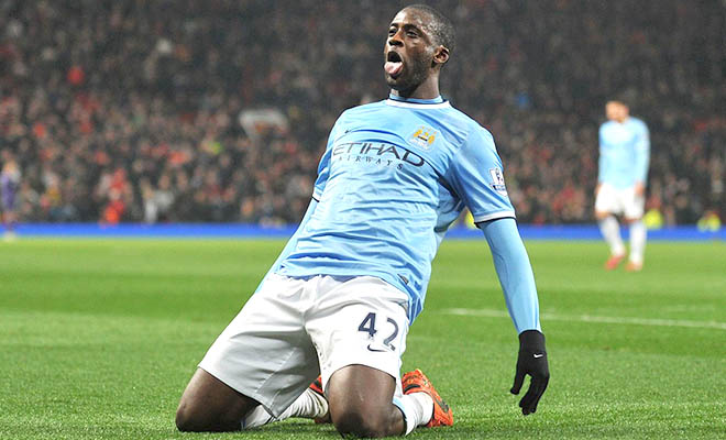 Tuyến giữa Man City: Còn ai nghi ngờ Yaya Toure?