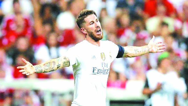 Vì sao Real Madrid phải gia hạn hợp đồng với Sergio Ramos?