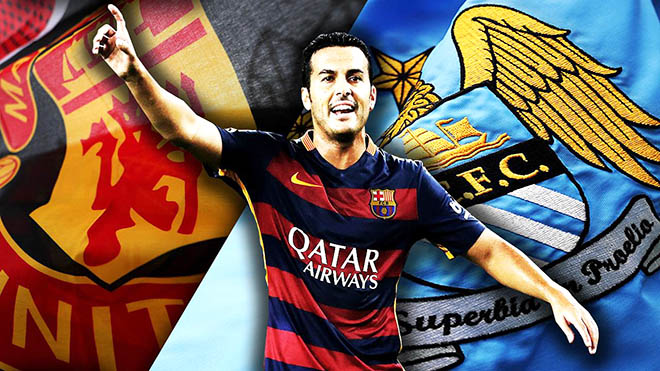 Pedro sợ Van Gaal đối xử tệ bạc, tính đường sang Man City hoặc Chelsea