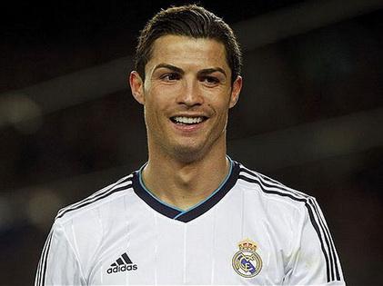 Cristiano Ronaldo là ngôi sao hảo tâm nhất thế giới