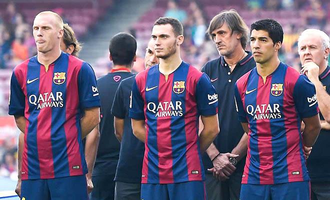 Luis Enrique 'phát ốm' vì hàng phòng ngự Barca