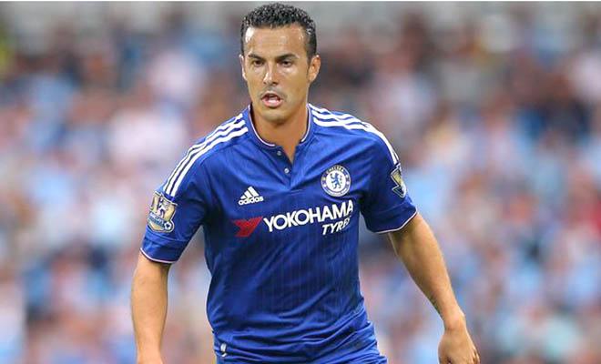 Với Mourinho, Pedro là 'cái phao'