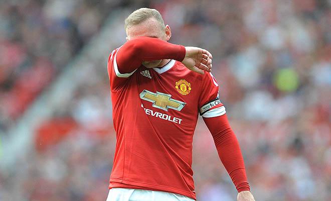 10 trận tịt ngòi rồi đó, Rooney!
