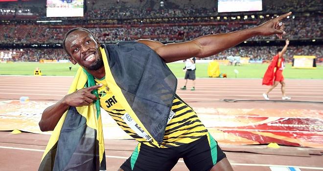 Usain Bolt lần thứ 3 vô địch Thế giới nội dung chạy 100 mét