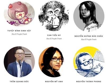 Ngày hội Truyện tranh Việt Nam đầu tiên sau 23 năm kể từ 'Doraemon' và 'Hesman'