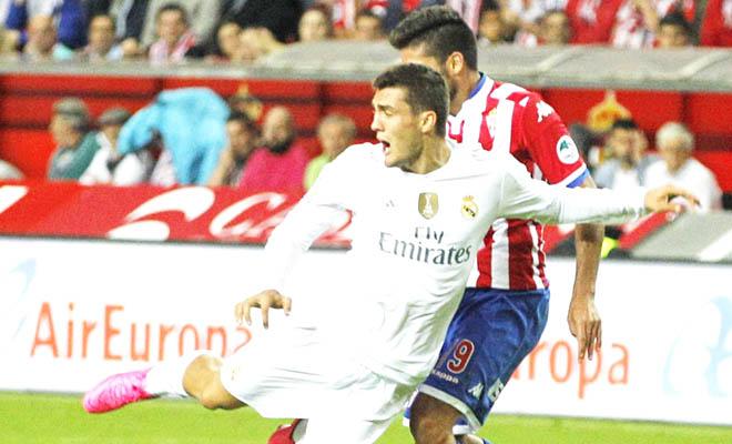 Real Madrid bị Sporting Gijon cầm hòa 0-0: Vỏ bọc mới, thân hình cũ
