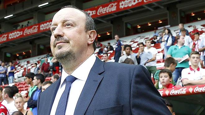 Real của Benitez đá phức tạp và 'khác người'