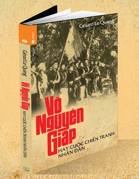Số phận đặc biệt của cuốn sách về Đại tướng Võ Nguyên Giáp của tác giả bí ẩn