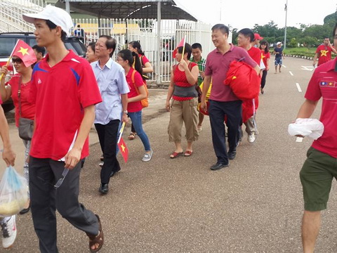 TRỰC TIẾP, U19 Việt Nam - U19 Lào: Mở toang cánh cửa vào chung kết
