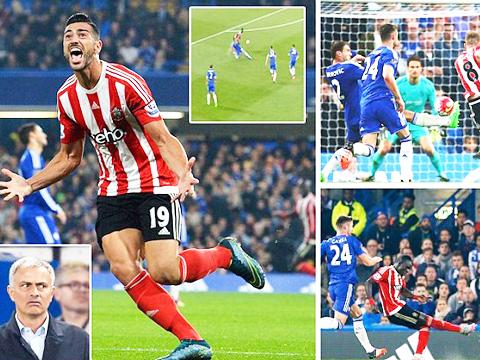 ĐIỂM NHẤN: Mourinho ngày càng rối, Chelsea rơi tự do. Terry trở lại cũng vô ích