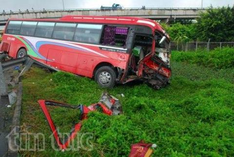 Tai nạn giao thông trên cao tốc  Trung Lương: Khởi tố 2 tài xế