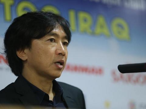 HLV Toshiya Miura: 'Iraq chơi không hay, tuyển Việt Nam sẵn sàng đương đầu Thái Lan'