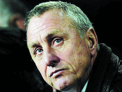 Johan Cruyff bị ung thư phổi: Trận chiến cuối cùng của 'Thánh Johan'