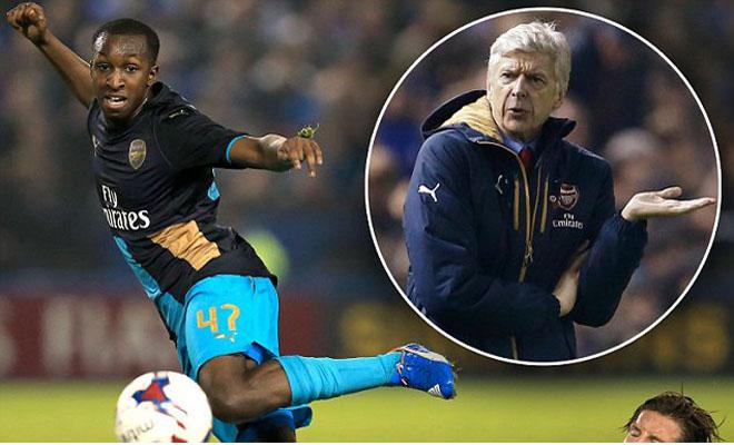 Arsene Wenger: 'Một đêm tồi tệ. Các cầu thủ trẻ của tôi chưa sẵn sàng ở đẳng cấp này'