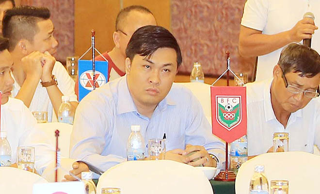 Ông Cao Văn Chóng, Tổng Giám đốc VPF: 'Khán giả đến sân đông không còn là hiện tượng'