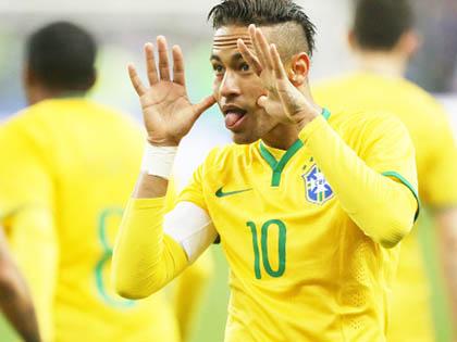 'Kinh điển' Argentina - Brazil: Đạo diễn Neymar và khán giả Messi