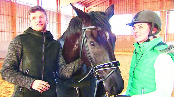 Thomas Mueller mê ngựa đua còn hơn bóng đá