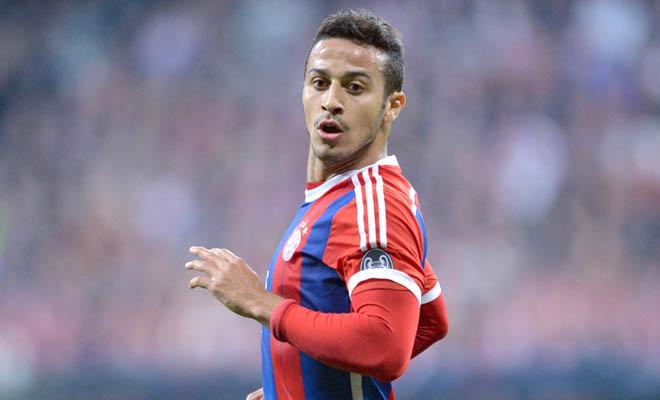 Tuyến giữa Bayern Munich: Với Guardiola, 'Thiago hoặc không ai cả'