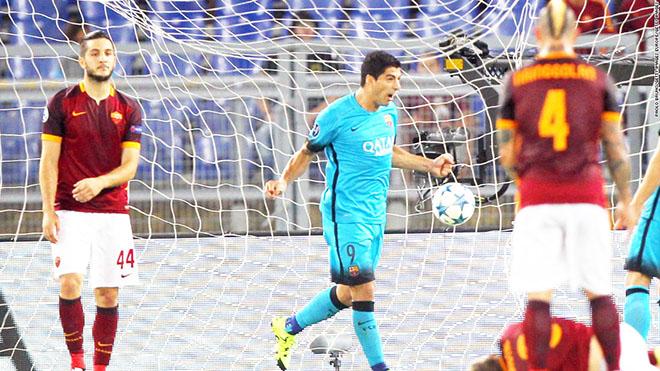 02h45 ngày 25/11, Barcelona - AS Roma: Lại nhấn ga tới cú 'ăn ba'?