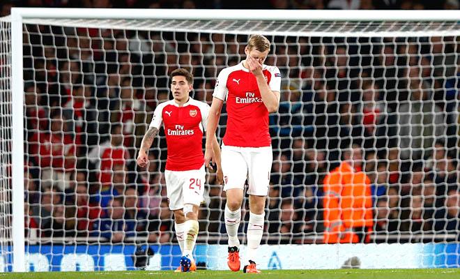 Góc nhìn: Arsenal phải tỉnh giấc ở thế chân tường