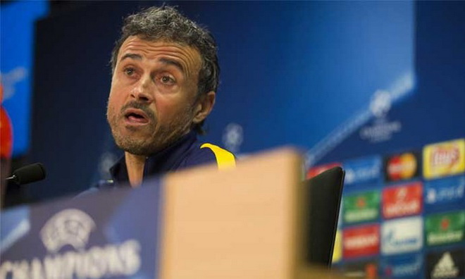 Luis Enrique: 'Barca chưa hoàn hảo, còn phải cải thiện nhiều'