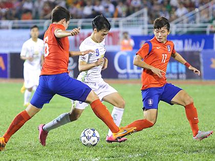 18h00 sân Thống Nhất, U21 HAGL – U19 Hàn Quốc: Công Phượng tạo nên khác biệt