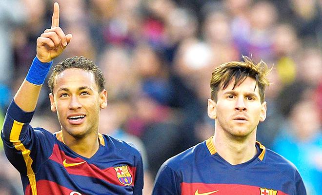 Barcelona: Chắc chắn có ngày Neymar hạ bệ Messi