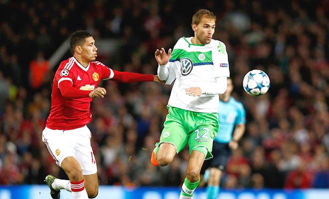 Man United coi chừng, Wolfsburg sẽ không chủ hòa