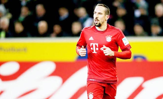 Liệu Ribery có thể trở lại phong độ đỉnh cao?