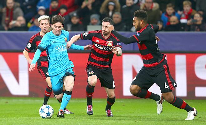 Barcelona: Messi xuất sắc nhất vẫn chưa trở lại