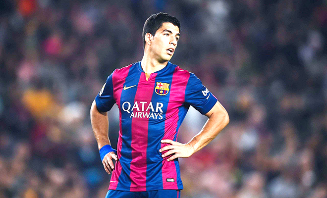 22h00, 12/12, Barcelona - Deportivo: Luis Suarez thừa sức đóng vai trò thủ lĩnh